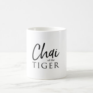 Tea Mug - Chai of the Tiger