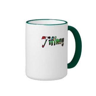 Tea mug for Tiffany