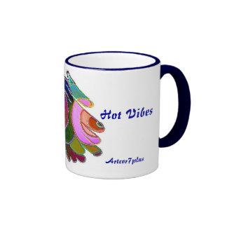 Tea Mug Ringer Frigg Vibes