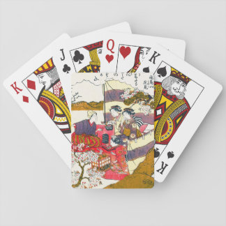 Tea Party 1772 Deck Of Cards