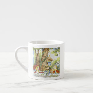 Tea Party 1 Espresso Cup