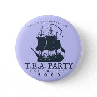 Tea Party 2009 button