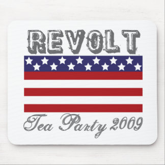 tea party 2009 mouse pad