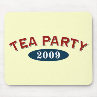 TEA Party 2009 Mouse Pad