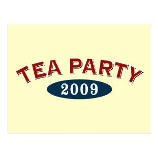 TEA Party 2009 Postcard