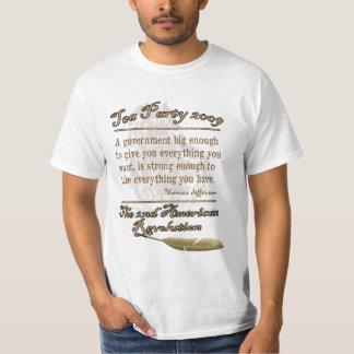 Tea Party 2009 T-Shirt