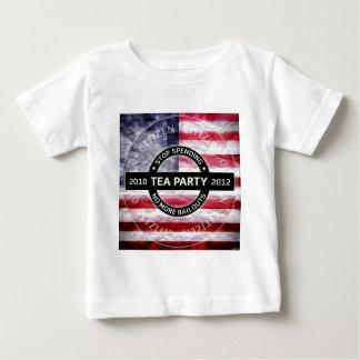 Tea Party 2010-2012 Baby T-Shirt
