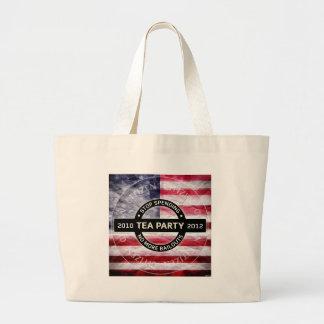 Tea Party 2010-2012 Canvas Bag