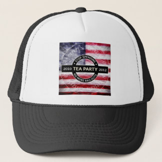 Tea Party 2010-2012 Trucker Hat