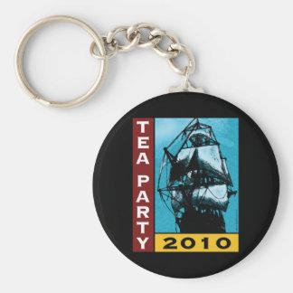 TEA Party 2010 Keychain
