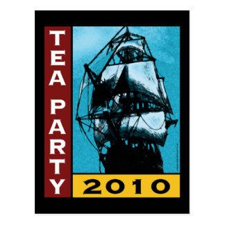TEA Party 2010 Postcard