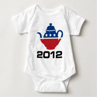 Tea Party 2012 Baby Bodysuit