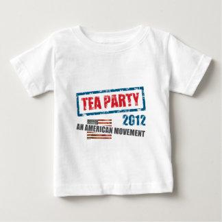 Tea Party 2012 Baby T-Shirt