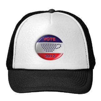 Tea Party 2012 - Button Goodies Trucker Hat