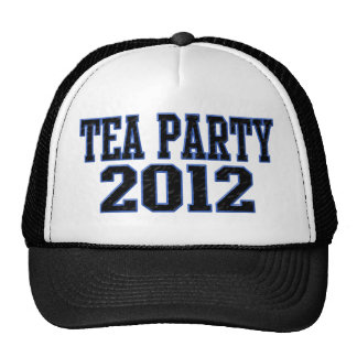 Tea Party 2012 Trucker Hat