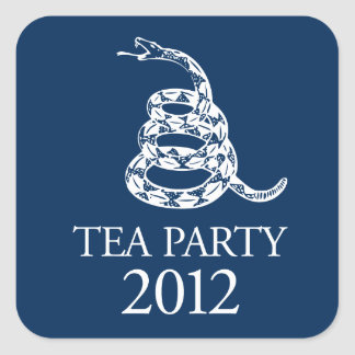 Tea Party 2012 Sticker