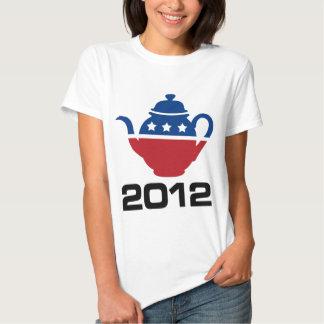 Tea Party 2012 T Shirt