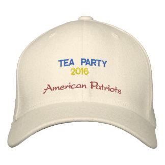 Tea Party 2014 Cap