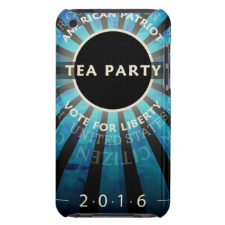 Tea Party 2016 iPod Touch Case