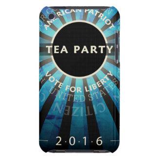Tea Party 2016 iPod Touch Case-Mate Case