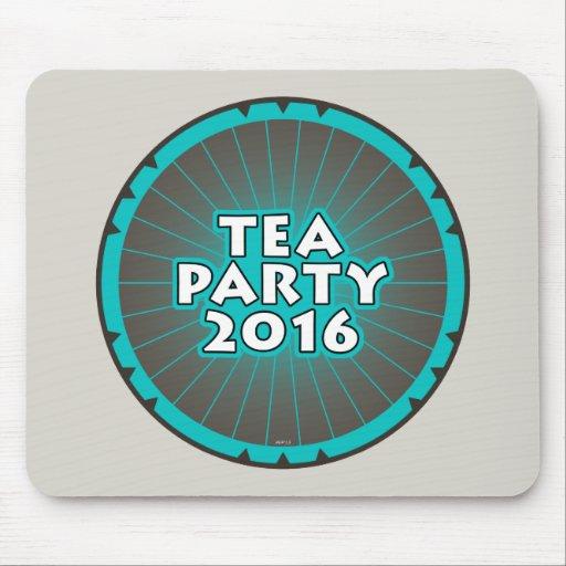 Tea Party 2016 Mouse Pad
