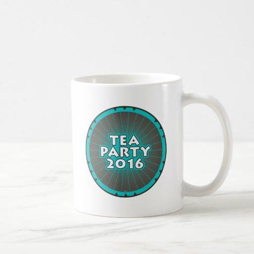 Tea Party 2016 Coffee Mugs