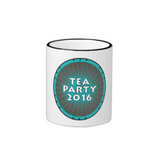 Tea Party 2016 Ringer Mug