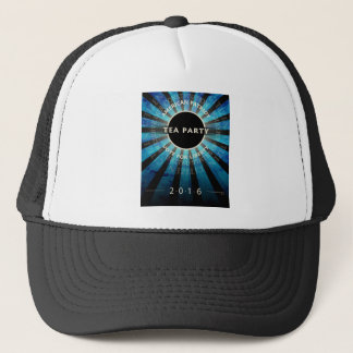 Tea Party 2016 Trucker Hat