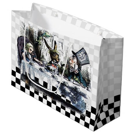 Tea Party 2 Large Gift Bag