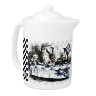 Tea Party 2 Teapot