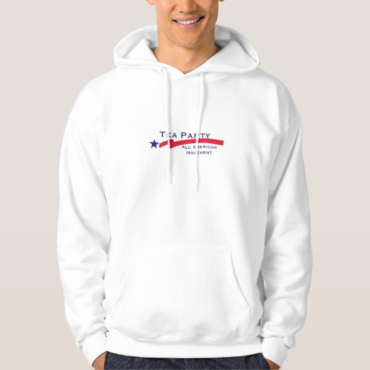 Tea Party All American Movement Hoodie