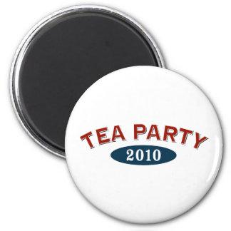 TEA Party Arc 2010 2 Inch Round Magnet