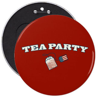 Tea Party Arc Button