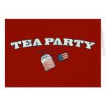 Tea Party Arc Card