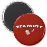Tea Party Arc Magnets