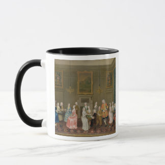Tea Party at Lord Harrington's House, St. James's Mug