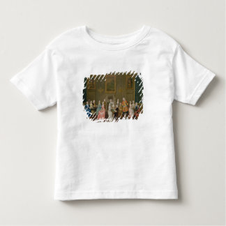 Tea Party at Lord Harrington's House, St. James's Toddler T-shirt