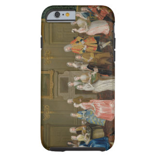 Tea Party at Lord Harrington's House, St. James's Tough iPhone 6 Case