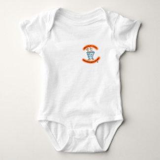 Tea Party Baby Bodysuit
