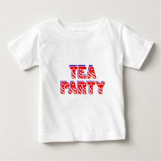Tea Party Baby T-Shirt