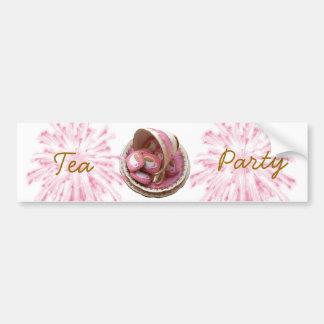 Tea Party! Car Bumper Sticker