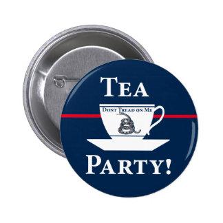 Tea Party! Pin