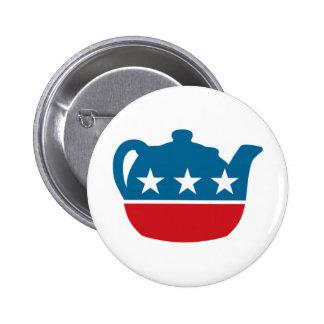 Tea Party! Pins
