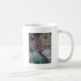 Tea Party by Trish Biddle Coffee Mug