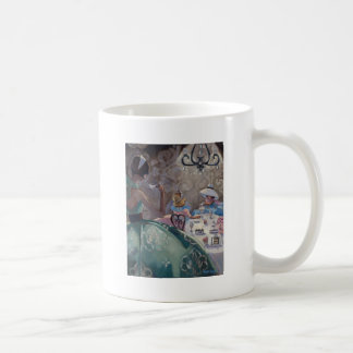 Tea Party by Trish Biddle Coffee Mugs