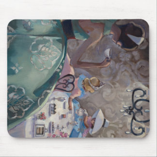 Tea Party by Trish Biddle Mouse Pad
