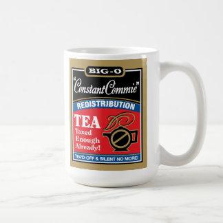 TEA Party Classic White Mug
