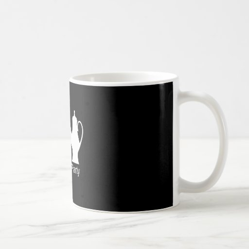 tea_party coffee mug