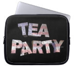 Tea Party Computer Sleeves