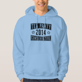 Tea Party Conservative Hoodie